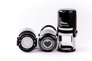 Carimbo Automático Shiny Printer R-532 - Ø32mm