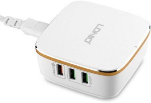 Carregador USB Ldnio 6 portas - quick charge 2.0