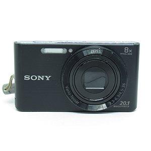 Câmera Sony DSC-W830 + case de brinde