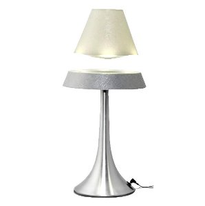 Abajur flutuante com lâmpada de LED