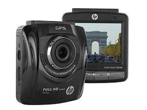 Câmera veicular – Car Camcorder HP f500g