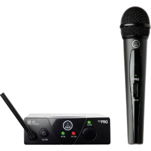 Microfone Vocal Wireless System – WMS40 Mini Vocal Set US45B