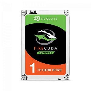 "SSHD SEAGATE FIRECUDA 3.5"" SATA 1TB HD"