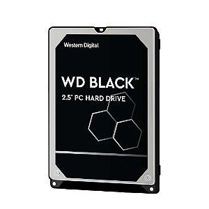 """HDD WD Black 2,5"""" 500GB  SATA 7200 RPM Western Digital"""