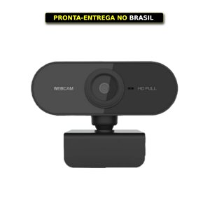 Webcam com microfone embutido Full HD mod. 1080p-C1