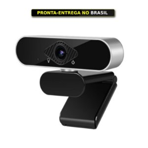Webcam com microfone embutido Full HD mod. 1080p-h264