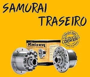 Bloqueio Diferencial Kaiser 100% - Suzuki Samurai (Traseiro / 1984 ON)