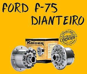 Bloqueio Diferencial Kaiser 100% - F75 (Dianteiro / Z=19 - Ratio 3.92 UP / Todos os Anos)