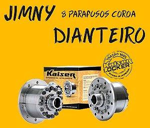 Bloqueio Diferencial Kaiser 100% - Suzuki Jimny (Dianteiro / 8 Parafusos na Coroa / 1998 a 2003)
