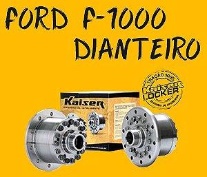 Bloqueio Diferencial Kaiser 100% - Ford F1000 (Dianteiro / 1979 a 1990)
