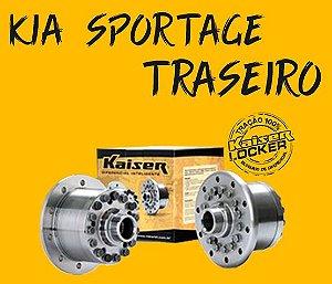 Bloqueio Diferencial Kaiser 100% - Kia Sportage (Traseiro / 1999 a 2003)