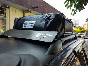 Bag De Teto King 4x4 - Reforçada - (90cm X 72cm X 30cm)