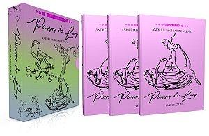 """3 livros Passos de Luz Vol. 3 - """"Vigiai e Orai"""" + Caixa personalizada (ATENÇÃO NESTE ANÚNCIO OS 3 LIVROS SÃO REPETIDOS)"""