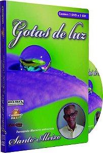 Gotas de Luz - Fernanda Moreira entrevista Santo Aleixo