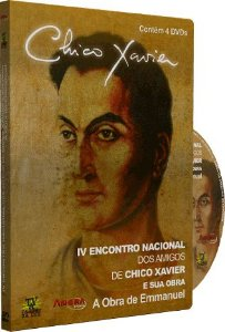 4º Encontro Nacional dos Amigos de Chico Xavier - Vários Palestrantes