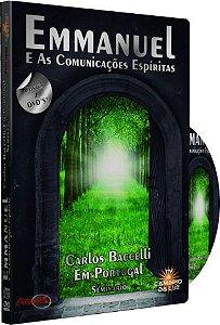 Seminário: Emmanuel e as Comunicações Espíritas - Carlos A. Baccelli