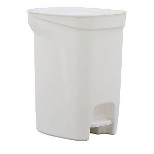 Lixeira Compact Branca 10 Litros 92852/010 Tramontina