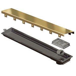 Ralo Linear Versatille Tampa Gold 50cm Ref. 4253 Ralo Linear