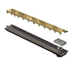 Ralo Linear Versatille Tampa Gold 75cm Ref. 4259 Ralo Linear