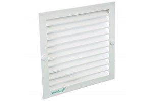 Grade de Ventilação Quadrada 12x12cm Westaflex