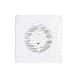 Exaustor com Grade de Ventilação ITC 90 ED12 170x170 Branco 220v ITC
