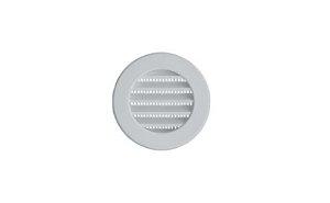 Grade de Ventilação com Tela Redonda 10cm ITC