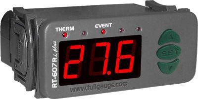 Controlador com Agenda RT-607RI Power Full Gauge