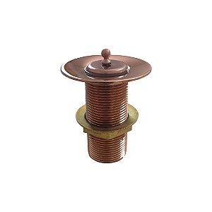Válvula para Lavatório sem Ladrão Rosê Ref. VVL216RWB Esteves