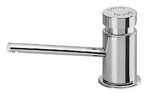Dispensador de Sabonete/Detergente de Mesa Pressmatic 17200006 Docol
