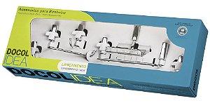 Kit Acessórios Idea 5 Peças 00586306 Docol