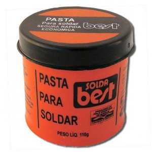 Pasta para Solda 110g Best