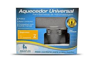 Aquecedor Universal para Banheira 8000W 220v Aquaplás