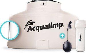 Caixa D'Água Água Limpa 1.000L Acqualimp