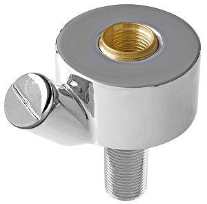 Adaptador com Saída Lateral de 45° para Filtro e Máquina de Lavar 310102 Blukit