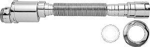 Sifão Universal Excêntrico com Copo Cromado 31704 Blukit