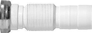Sifão Tubo Extensivo para Ligação de Válvula de Descarga 30120 Blukit
