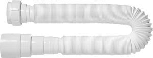 Sifão Tubo Extensivo Longo Universal Branco 30129 Blukit