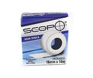 Veda Rosca 18mm x 10mt Scopo