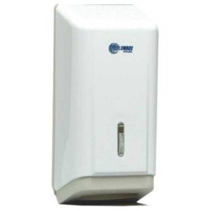 Dispenser de Papel Higiênico Interface KA-2000 ABS Branco Columbus