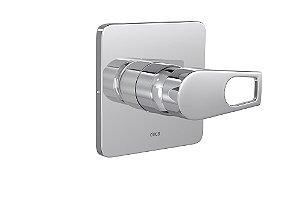 Acabamento Misturador Monocomando para Ducha Higiênica Level Mix 4993 C28 ACT Deca