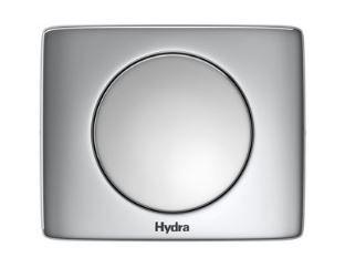 Acabamento para Válvula Hydra Eco Pro Cromado Deca