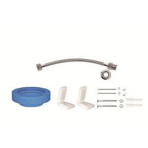 Kit Instalação para Bacia com Caixa Fixação Lateral 1201.C.KIT.PCD Deca