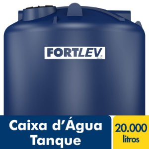 Tanque Polietileno 20.000L Fortlev
