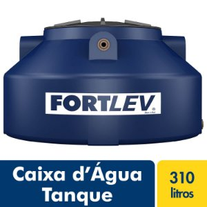 Tanque Polietileno 310L Fortlev