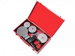 Kit Termofusor Grande para PPR 75 a 110mm(Maleta) Nicoll