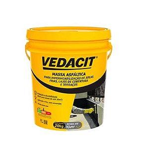 Massa Asfáltica Bd 20 Kg (Frioasfalto) Vedacit
