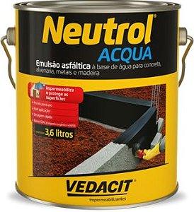 Neutrol Acqua 3,6 litros Otto Baumgart