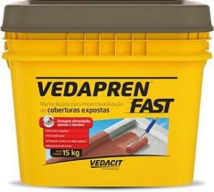 Vedapren Fast Concreto 15 kg Otto Baumgart