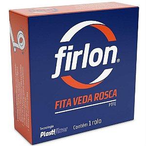 Fita Veda Rosca 12mm x 10 Metros Firlon