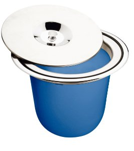 Lixeira de Embutir para Granito Clean 8 litros Tramontina